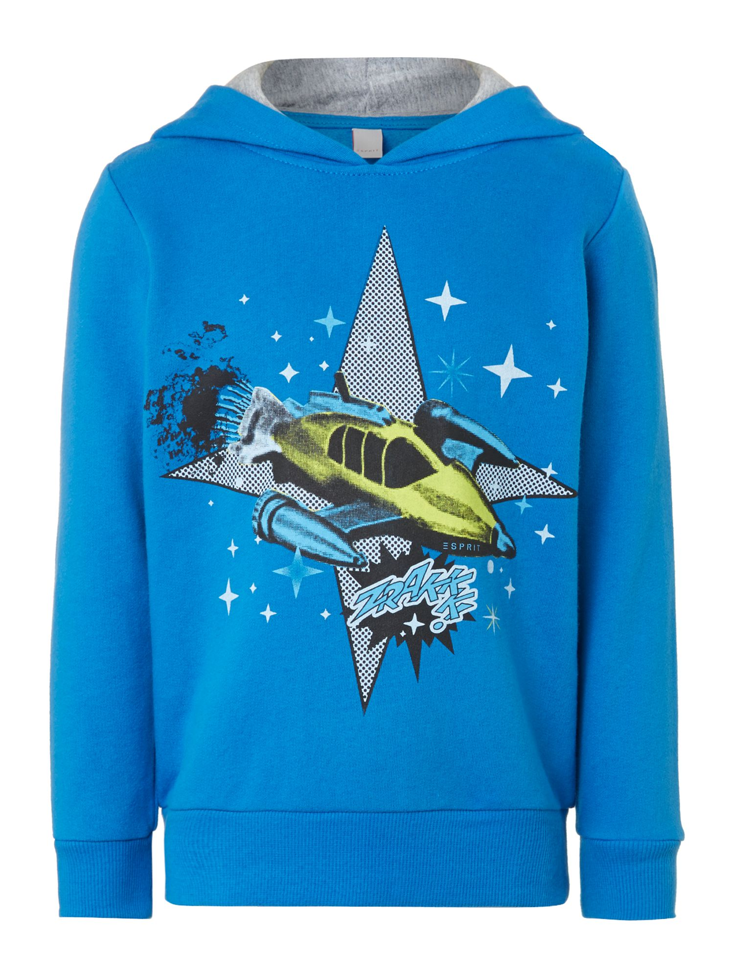 Boy`s spaceship sweat