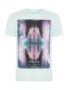Seafront graphic tee