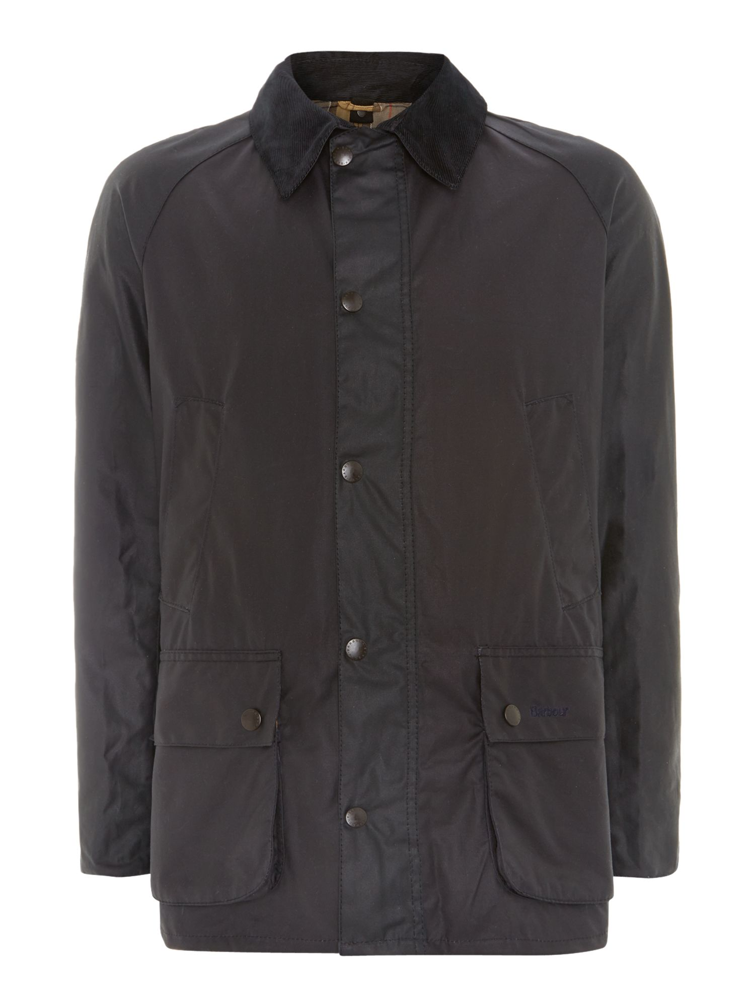 Barbour Men's  Coloured ashby jacket, Navy
