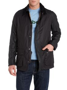 Coloured ashby jacket