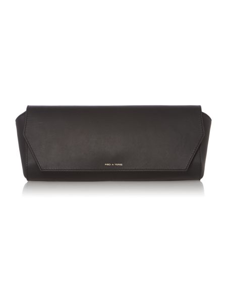 Pied a Terre Zodiac flap over clutch bag
