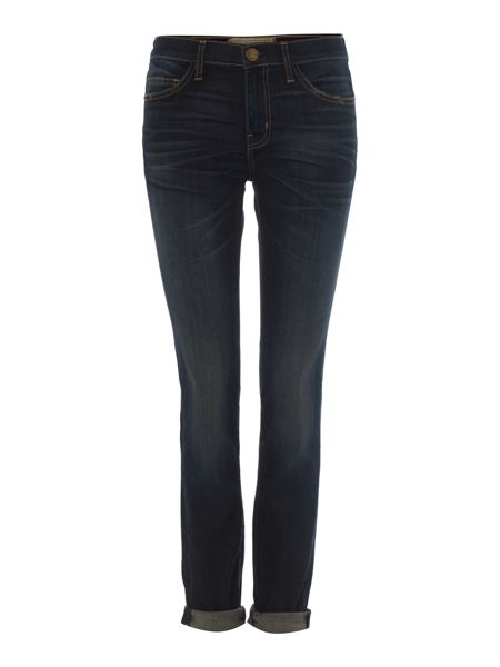 Current Elliott The Rolled Skinny jeans in Sidecar
