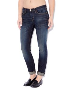 The Rolled Skinny jeans in Sidecar