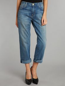 Current Elliott The Boyfriend jeans in Super Loved