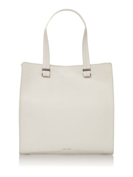 Pied a Terre Leather Leo tote bag