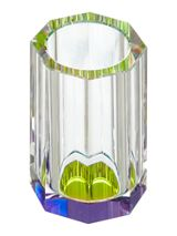 Pied a Terre Rainbow prism glass tumbler