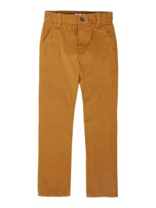 name it Boys Classic Fit Twill Chino Trouser