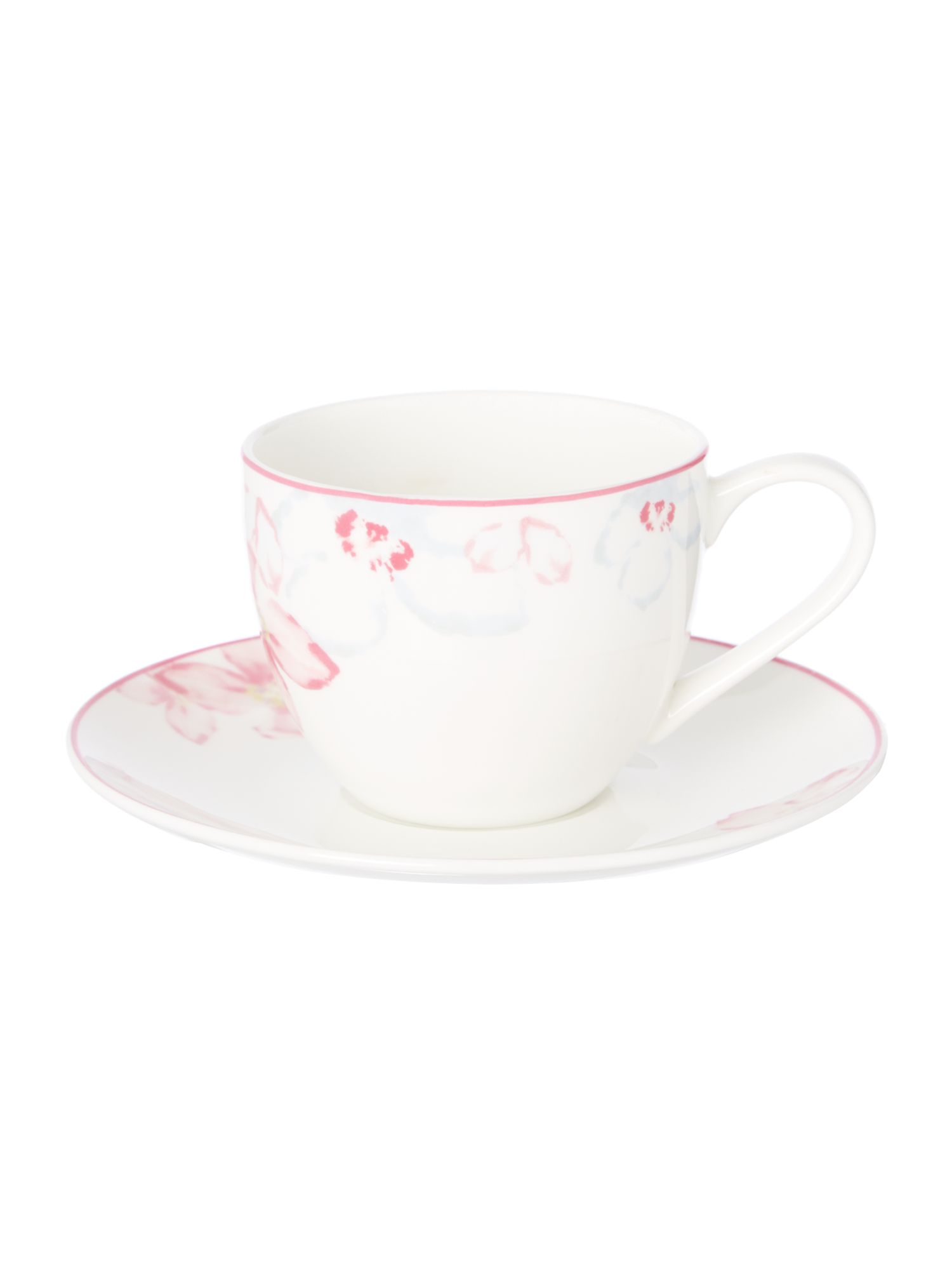 Linea  Free spirit tea cup and saucer