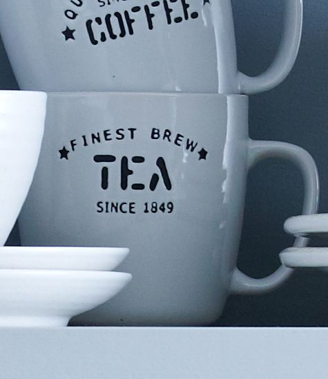Linea Restoration tea mug