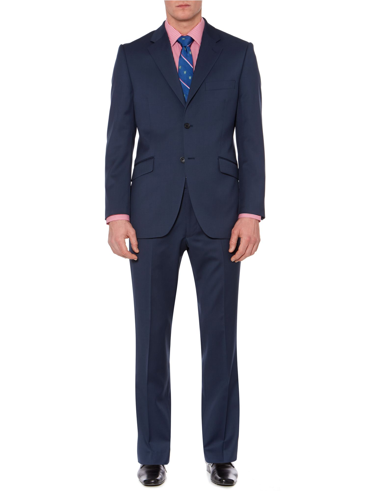 Bridgeman Notch Twill Suit Jacket
