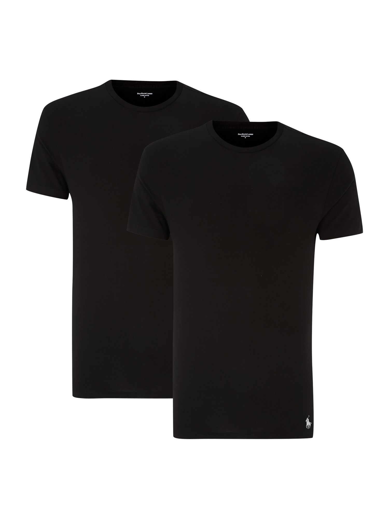2 pack classic crew neck t-shirt