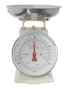 Linea Retro kitchen scales