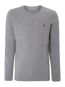 Polo Ralph Lauren Long sleeved crew neck lounge T-shirt