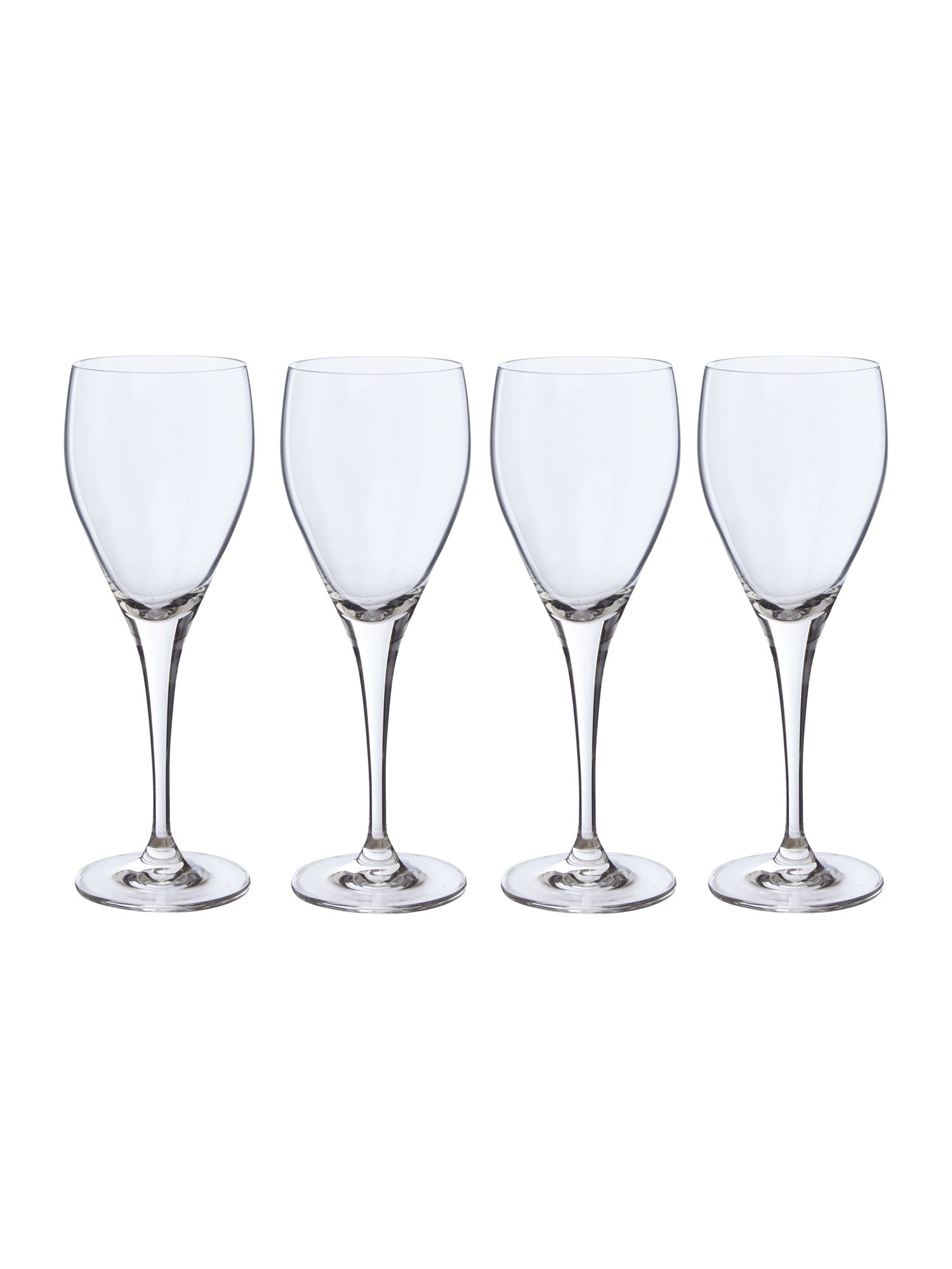 Nicole set of 4 white wine