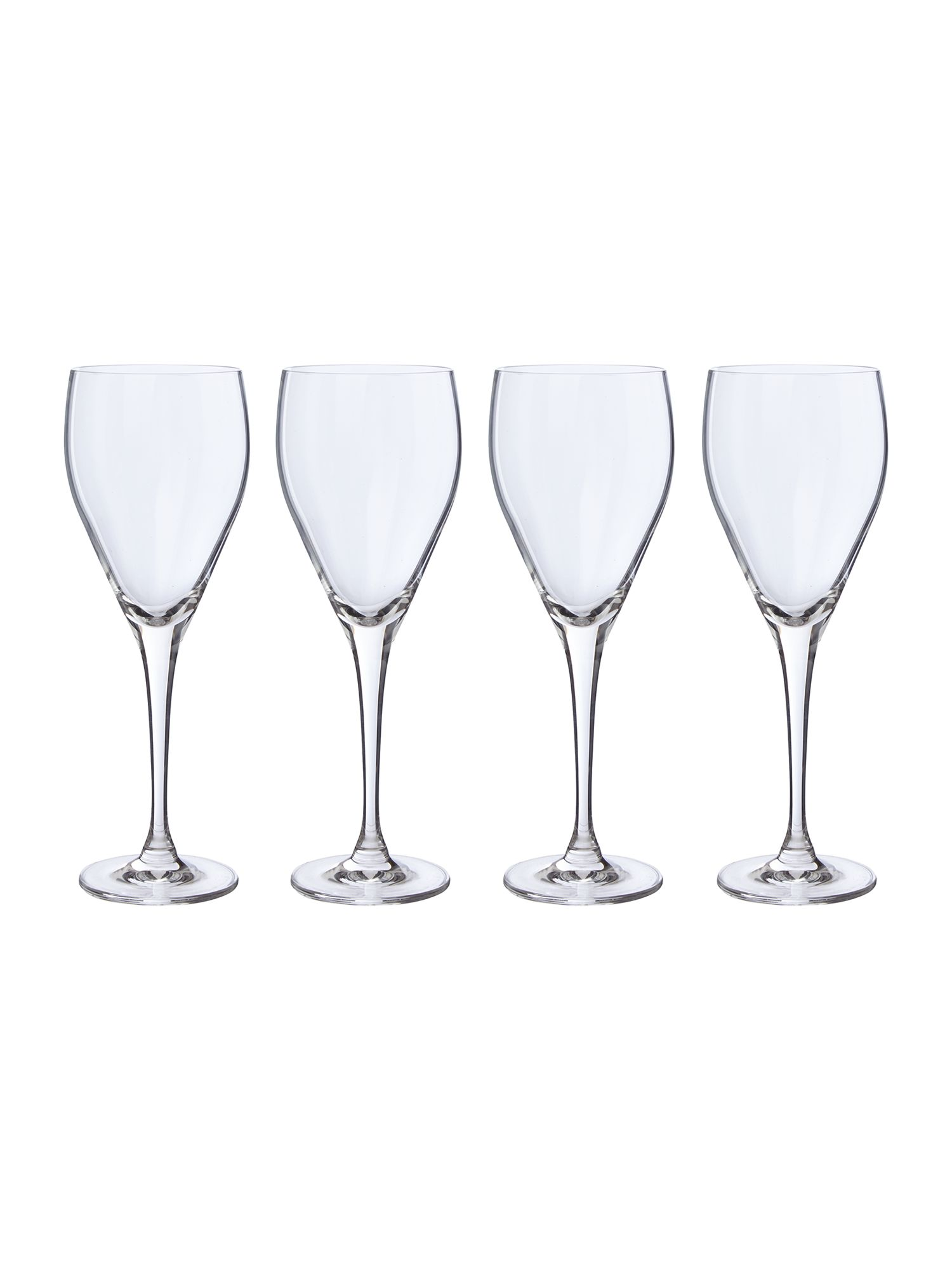 Nicole set of 4 red wine