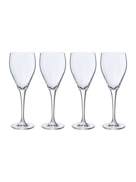 Linea Nicole set of 4 red wine