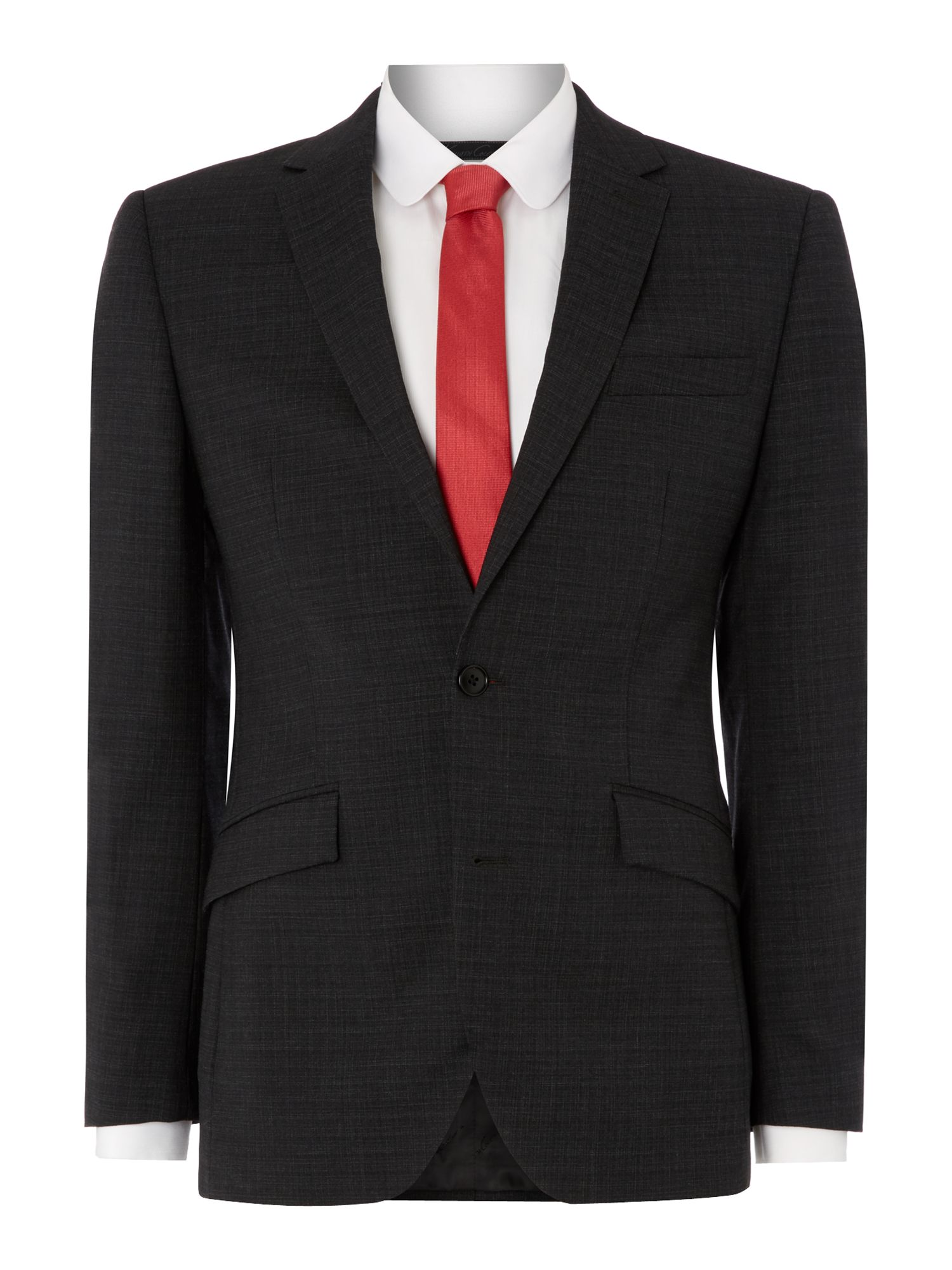Hamilton Notch Cross Hatch Suit Jacket