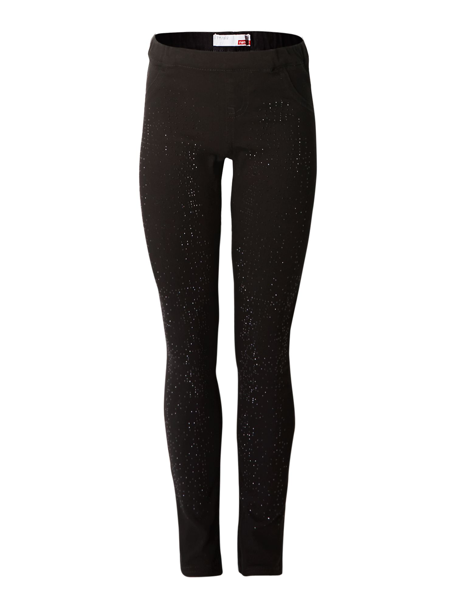 Girl`s twill legging