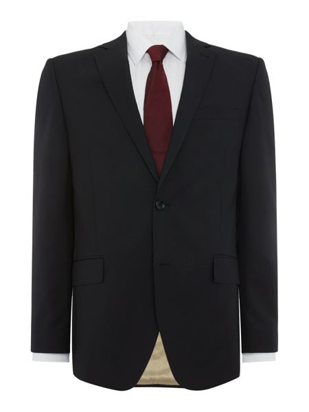 Corsivo Bolsena notch lapel panama suit jacket