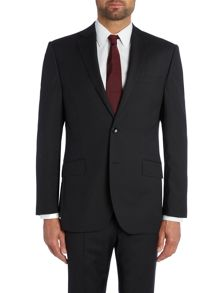 Bolsena notch lapel panama suit jacket