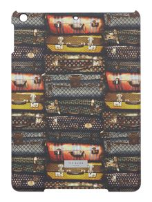All over suitcase print ipad cover