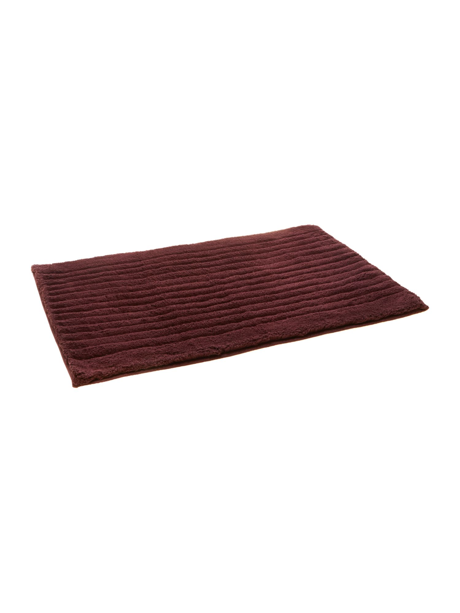 Casa Couture Luxury Bathmat Bordeaux
