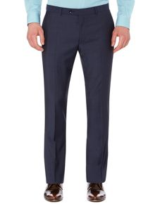 Chisone end on end suit trousers