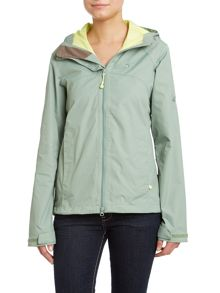 Arroyo jacket with light hood