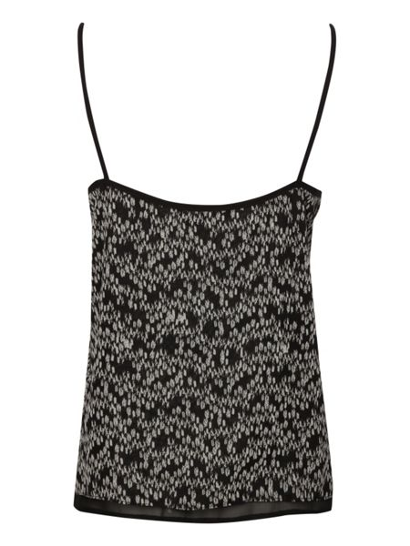 Jane Norman Printed double layer came top