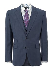 New & Lingwood Coledale End on End Ticket Pocket Suit Jacket