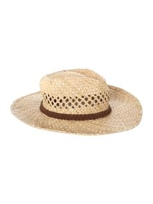Howick Straw stetson hat