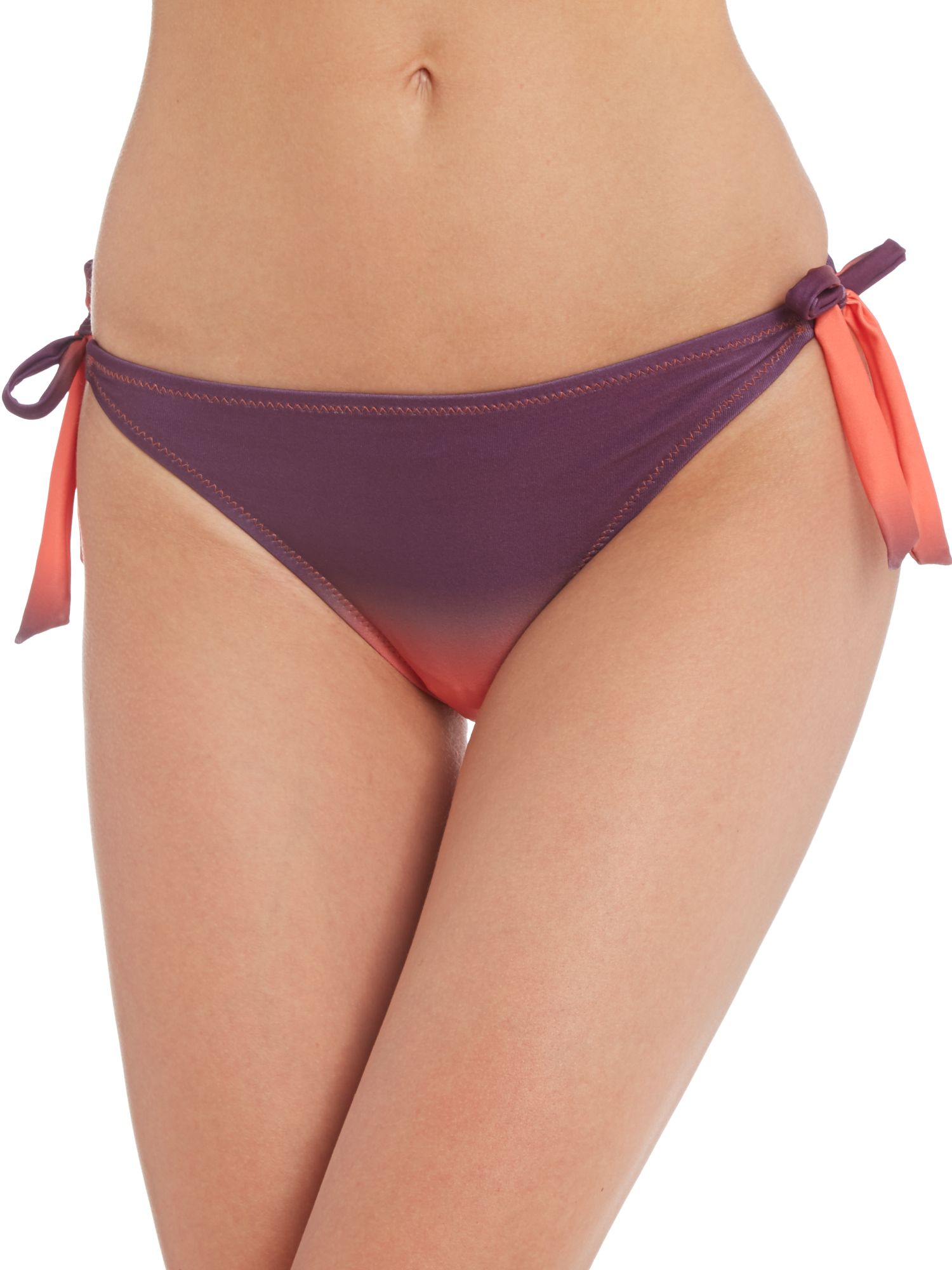 Athena ombre tie side brief