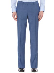 Kenneth Cole Bladon Slim Flat Front Suit Trousers