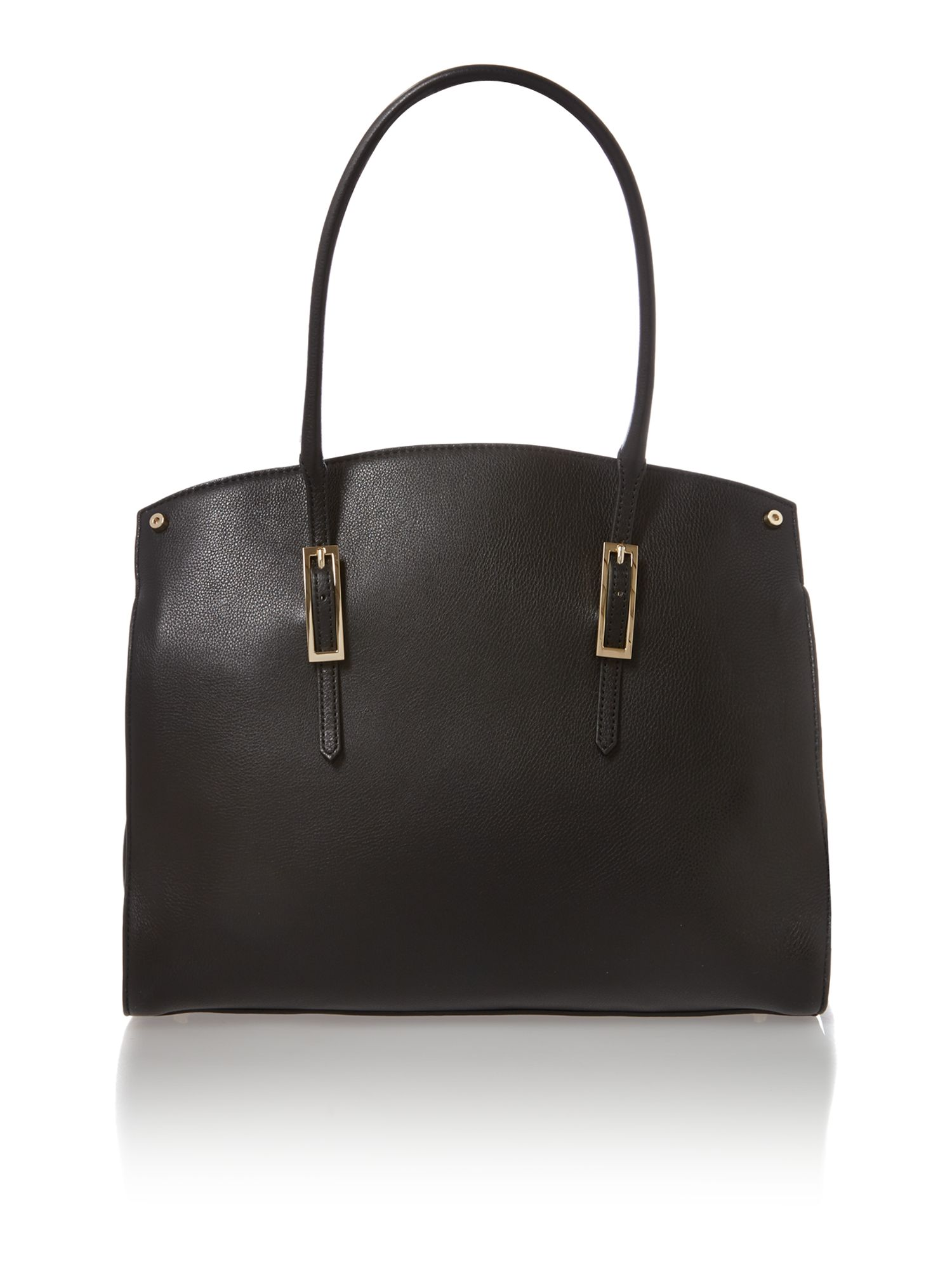 Celeste black tote bag