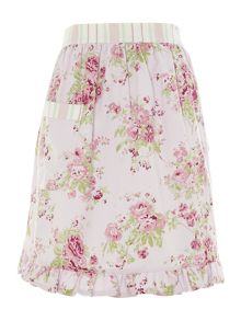 Meadow Floral Rose Apron