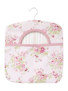 Meadow floral peg bag