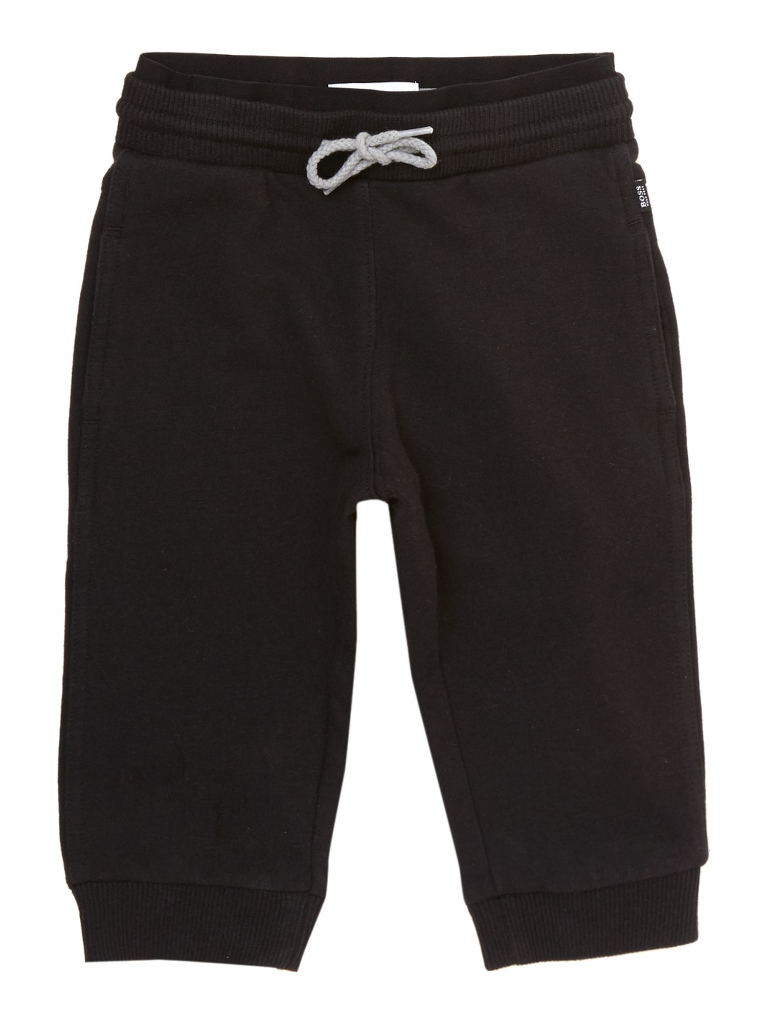Boy`s stretch fleece jogging trousers