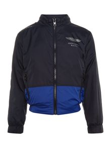 Boy`s Aston Martin hooded mac