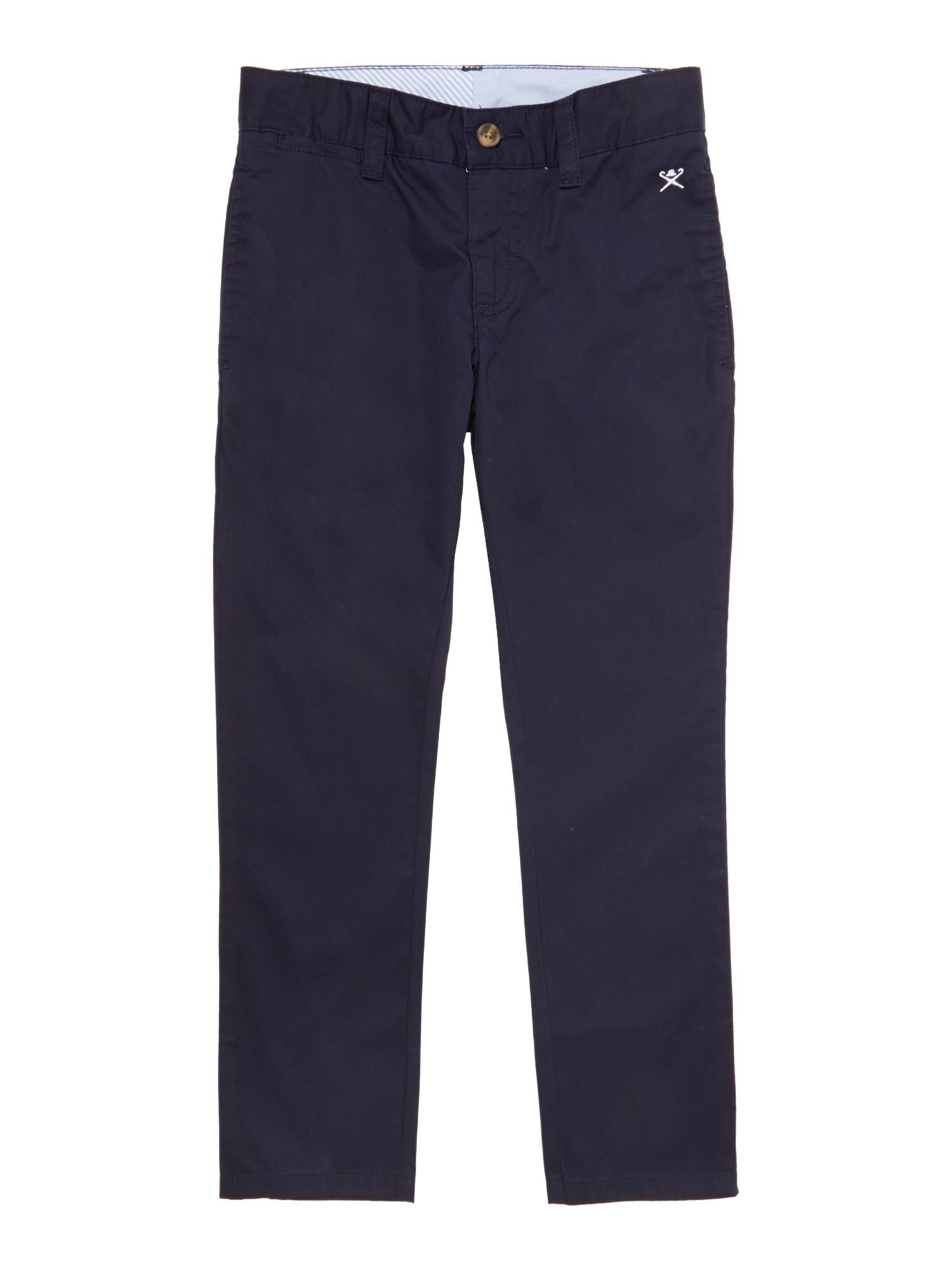 Boy`s classic chino trousers