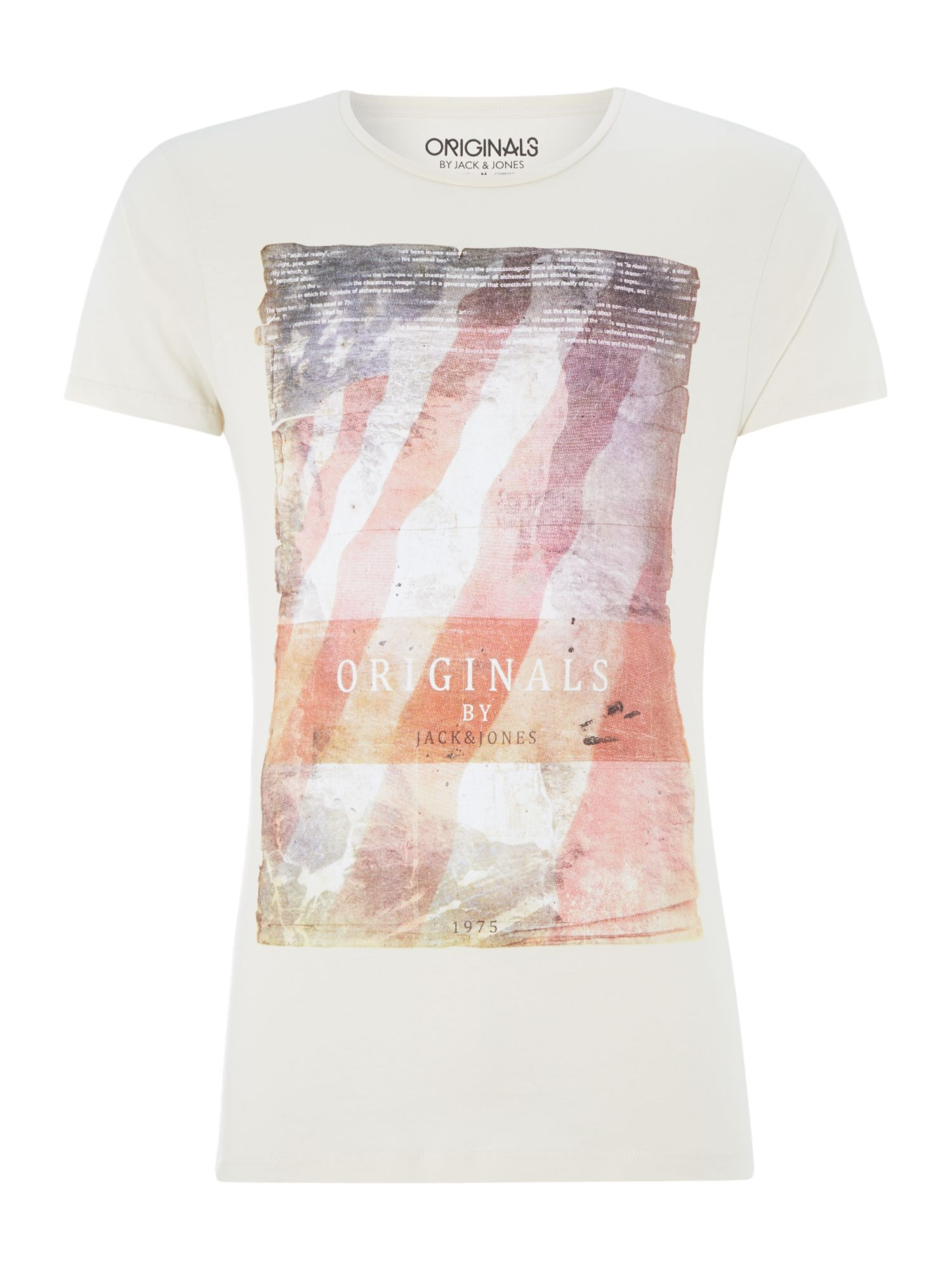 Americana graphic t-shirt