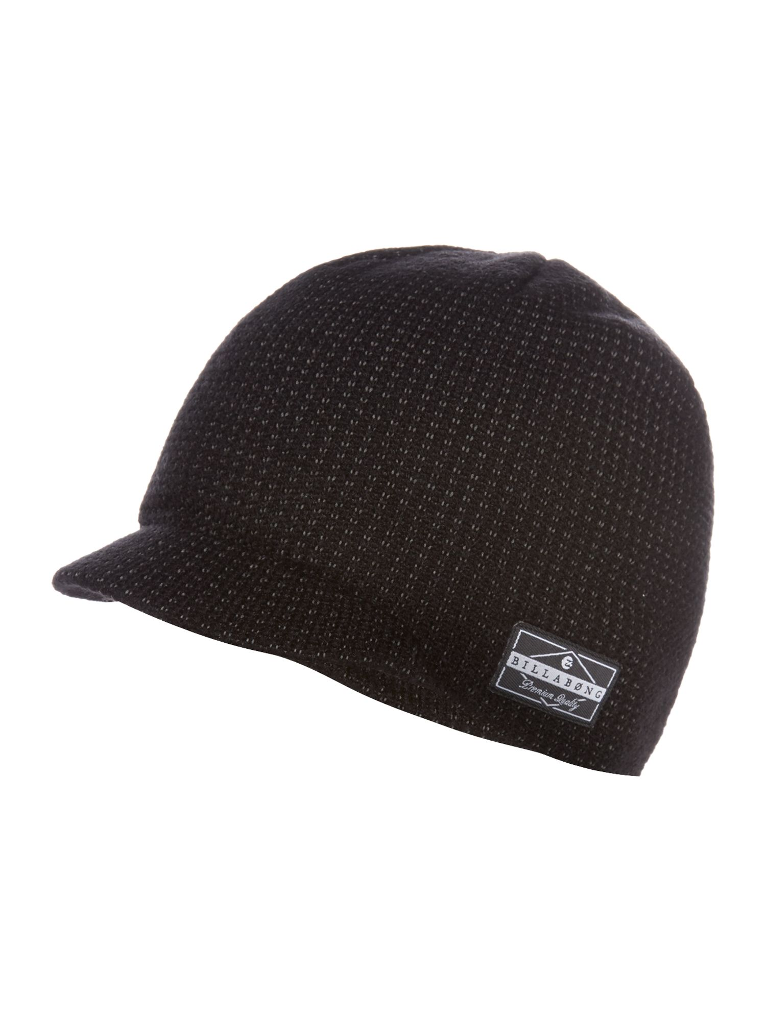 Major peak beanie