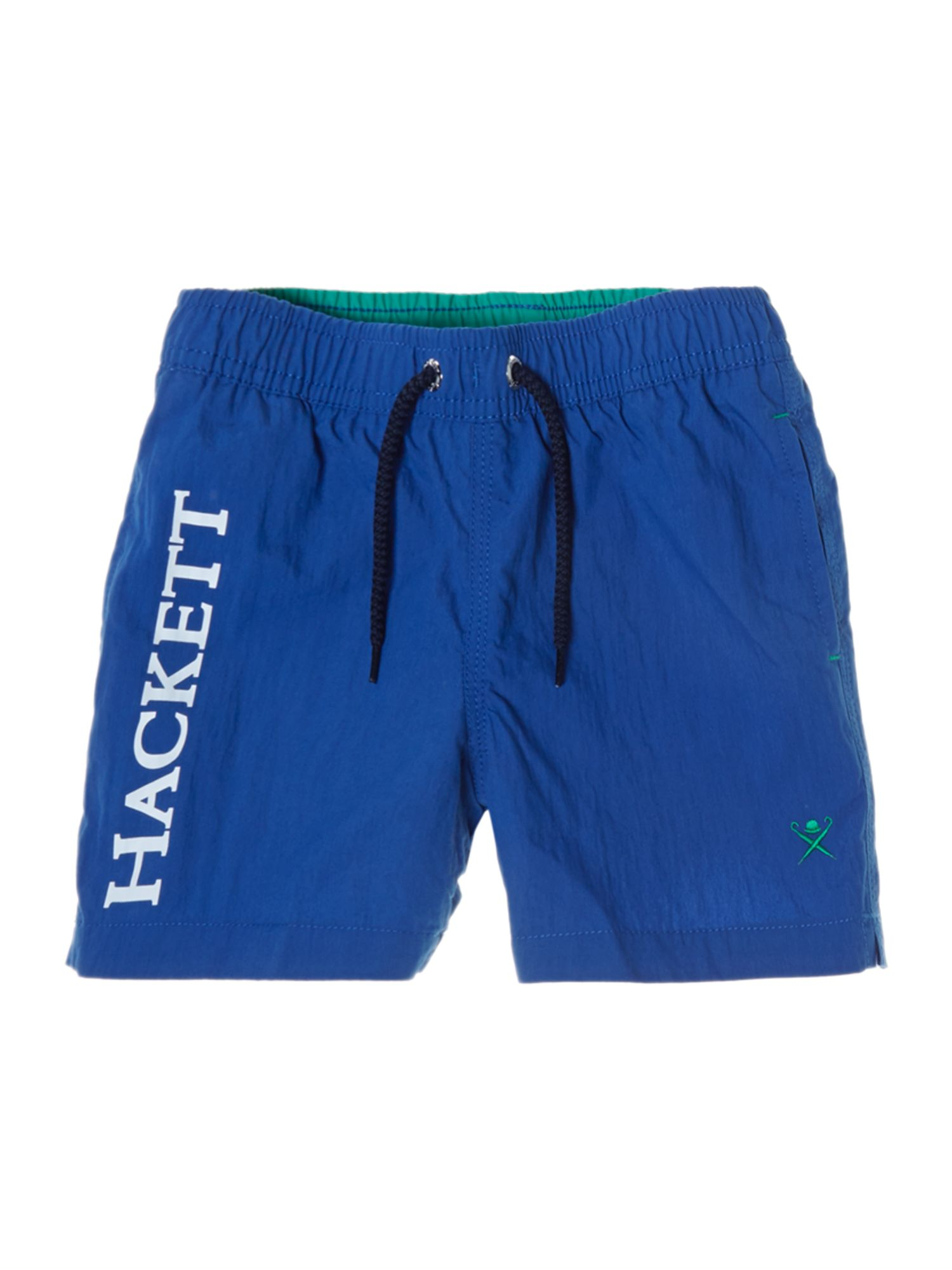 Boy`s logo trunks