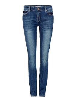 Thistle authentic wash skinny jeans