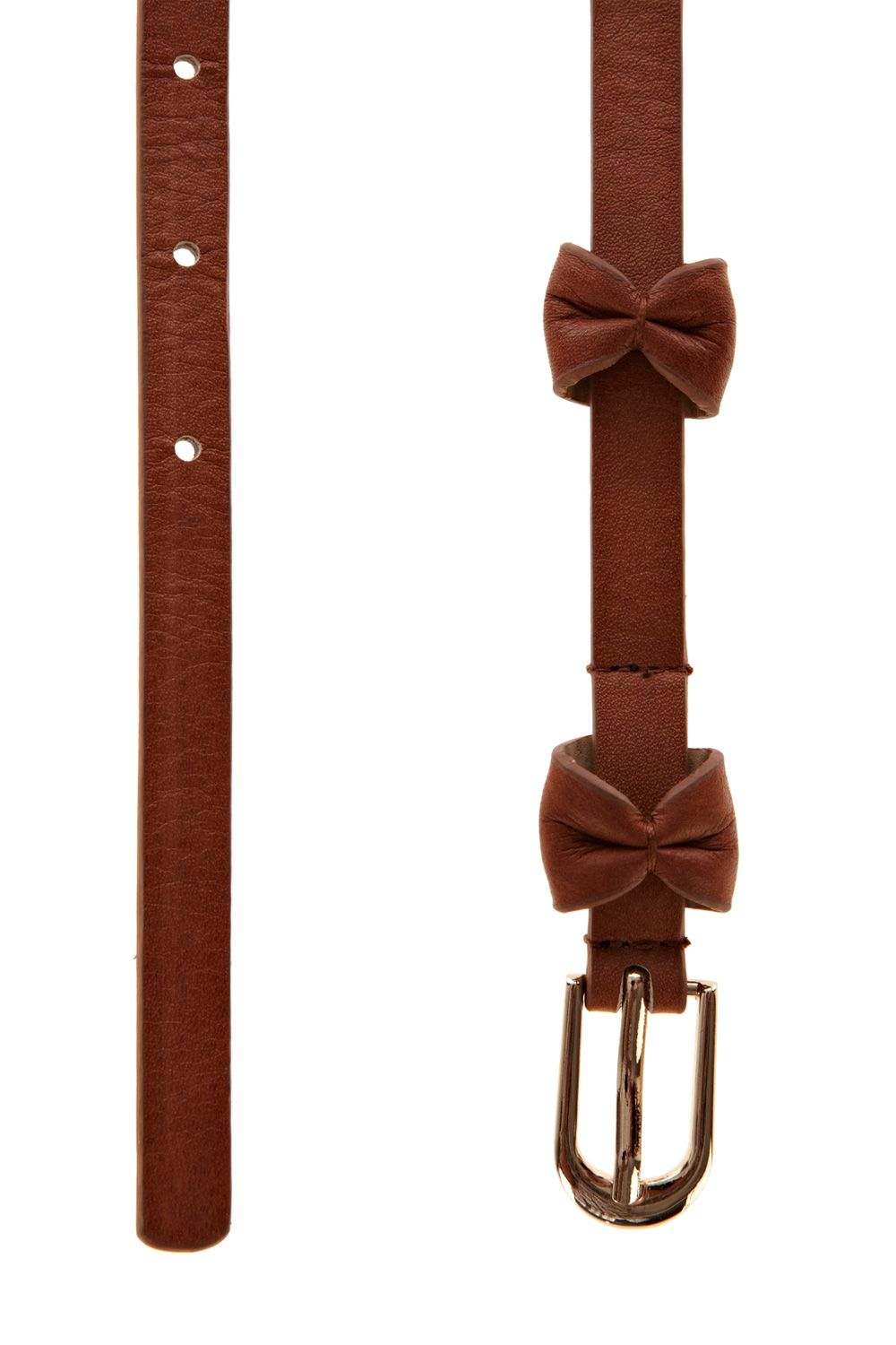 Bow keeper loop belt