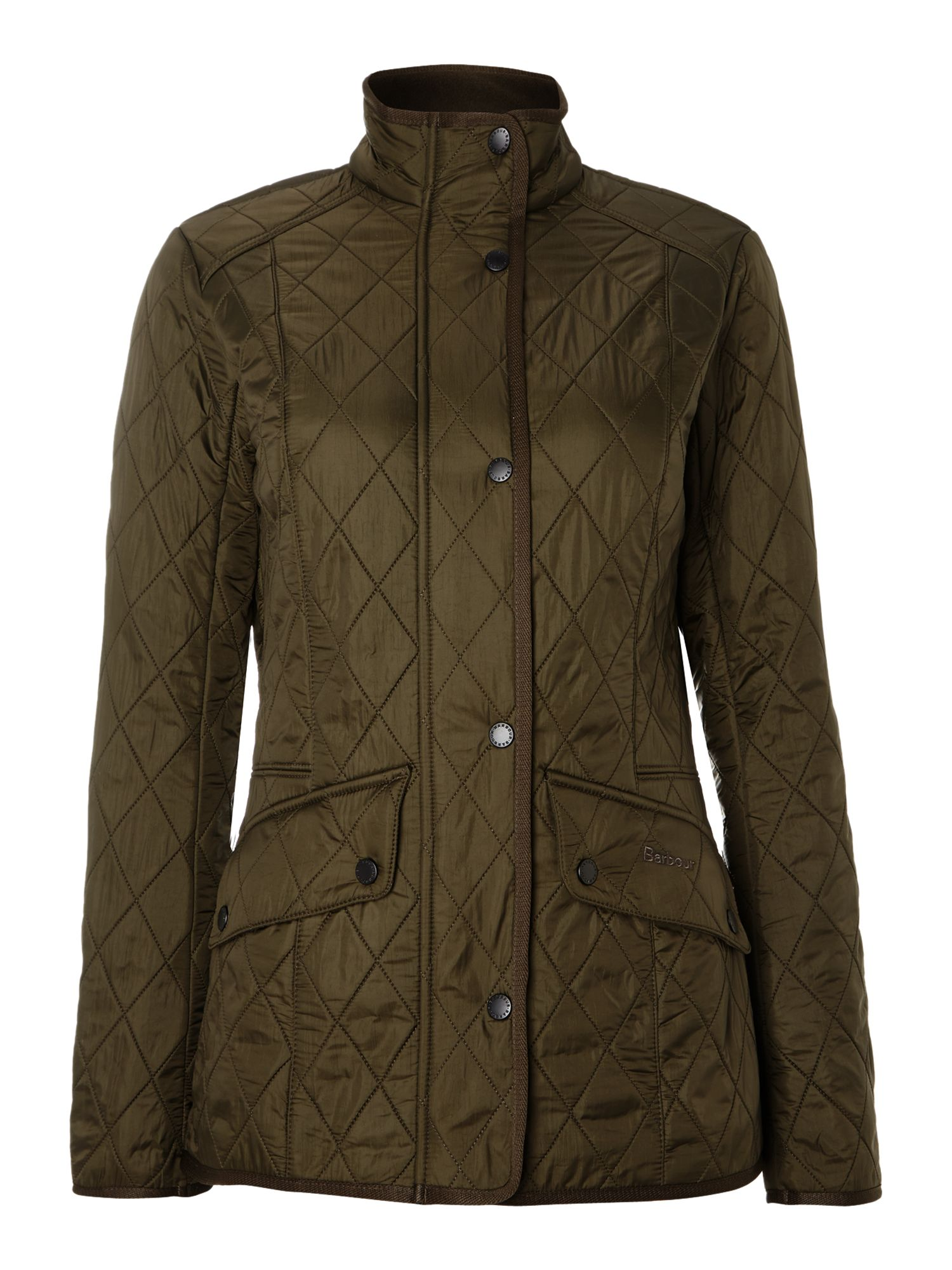 Barbour Cavalary polarquilt jacket, Olive