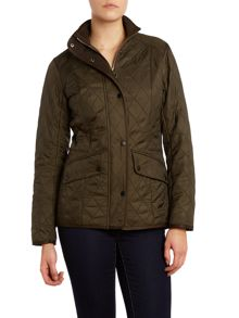 Barbour Cavalary polarquilt jacket