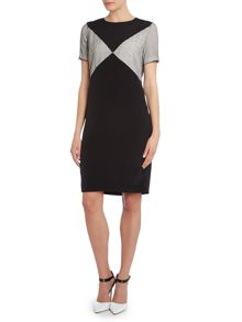 Paul Smith Black Label Tunis dress with detail