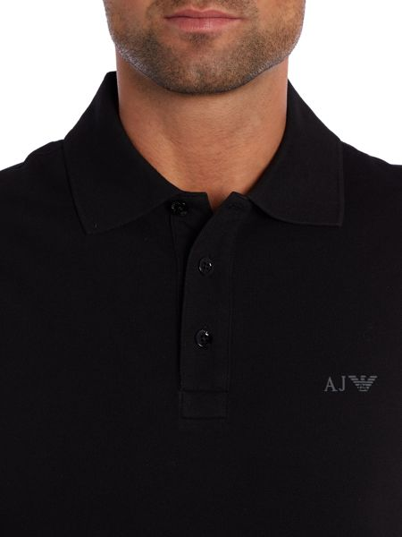 Slim Fit Logo Polo