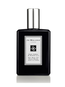 Jo Malone London dark Amber ginger lily Dry Body Oil
