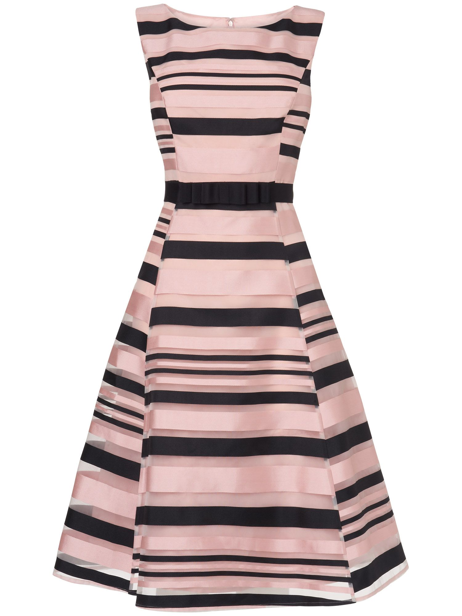 Sinnita stripe dress